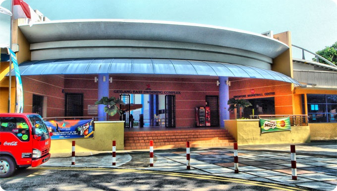 Geylang East Swimming Complex Singapore Swimming Academy