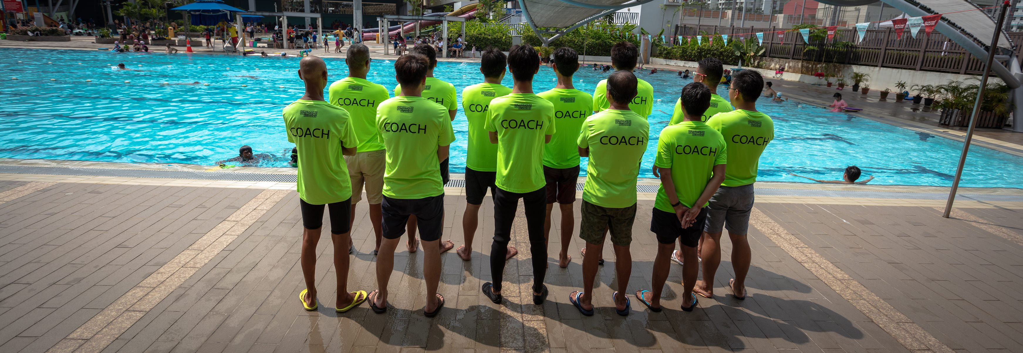 Swimming Coaches